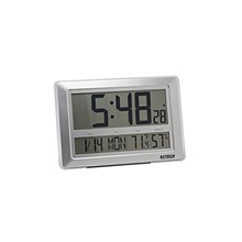 Digital Clock Hygro Thermometer - Extech CTH10A