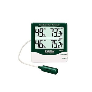 Indoor Outdoor Hygro Thermometer – Extech 445713