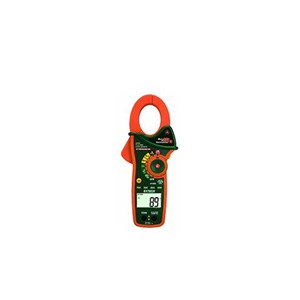 True RMS AC DC Clamp Meter With IR Thermometer - Extech EX830