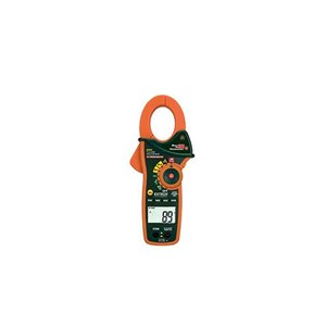True RMS AC DC Clamp Meter With IR Thermometer - Extech EX840