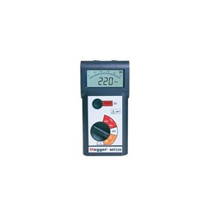 Insulation Resistance Portable Insulation and Continuity Tester - Megger MIT200