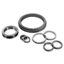 tungsten carbide seals rings