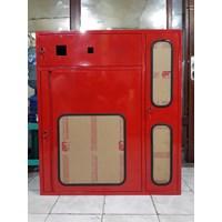 Fire Hydrant Box Indoor Pintu Kaca + Kunci