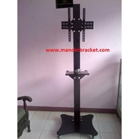Braket TV Stand Model Kupu-Kupu