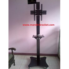 Bracket TV Stand Model Butterflies
