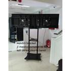 O81297888775 Bracket Tv Standing Dua tv kanan kiri  4