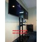 O81297888775 Bracket Tv Standing Dua tv kanan kiri  5