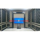 Bracket tv Standing Khusu tv Berat Model Custom 60inch 100inch  4