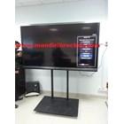 Bracket tv Standing Khusu tv Berat Model Custom 60inch 100inch  1