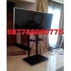 Bracket tv Standing Khusu tv Berat Model Custom 60inch 100inch  9