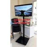 Dari Bracket tv stand berdiri murah di lapak mandiri bracket  0