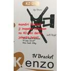 BRAKET TV LED LCD PLASMA MONITOR TV KENZO KZ 24 BISA MEMUTAR 180 DERAJAT 5