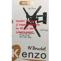 BRAKET TV LED LCD PLASMA MONITOR TV KENZO KZ 24 BISA MEMUTAR 180 DERAJAT Cheap 5