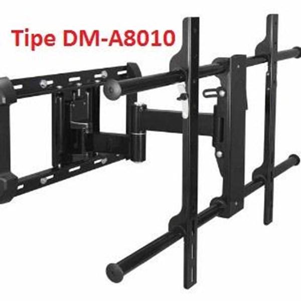 Braket tv belalai  Merek Digimedia Tipe DM-A8010
