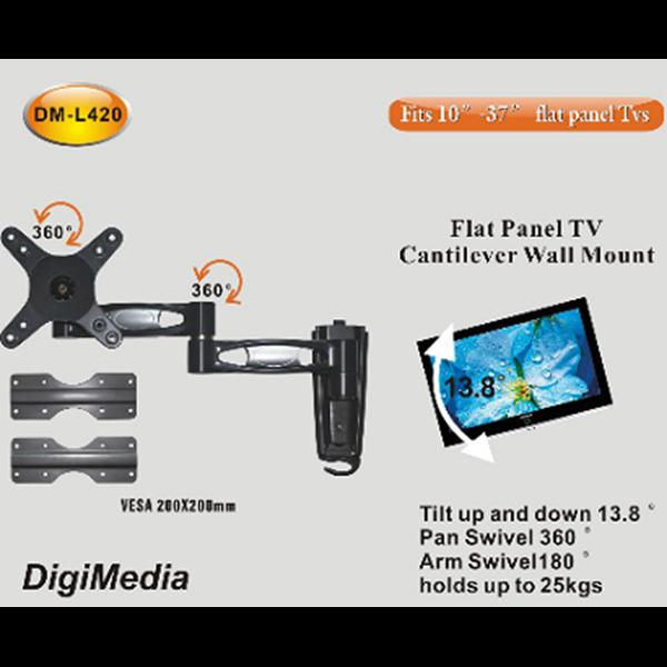 Bracket tv Belalai Digimedia Tipe DM-L420