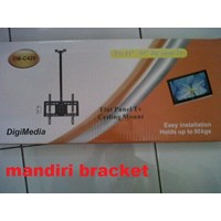 Braket tv Ceiling merek digimedia DM-C420 murah