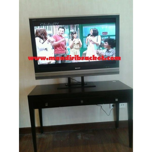 Bracket TV meja Custom di lapak mandiri bracket