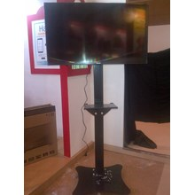 Brackets tv Standing Butterfly Plate Model Strong