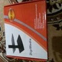 Various Shelves DVD Brand Digimedia 1-2-3 Shelf Stand