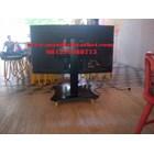 Bracket TV Floor Depan meja tinggi 70cm & 90cm 3