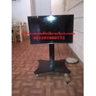 Bracket TV Floor Depan meja tinggi 70cm & 90cm 5
