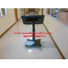 Jual Bracket TV Standing Tiang Pendek depan meja   4