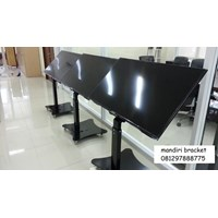 Bracket TV Standing meeting room 32inch-50inch