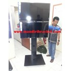 Bracket tv standing berdiri led 2tv tv atas bawah murah  7