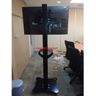 Standing berdiri Bracket TV led Plat kupu kupu  8