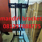 Bracket tv standing looktech 65s murah  9