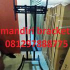 Bracket tv standing looktech 65s murah  8