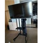 Bracket tv standing looktech 65s murah  1