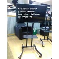 Jual Braket tv standing looktech 65s murah
