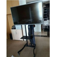 Tv floor stand's brand looktech