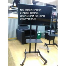 Braket tv standing looktech 65s murah