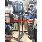 Tiang Bracket tv Standing dua tiang kuat & kekar murah 4
