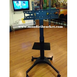 sell standing bracket tv mobile brand kenzo kz-52 cheap type from ... - Mobile Tv Indonesia