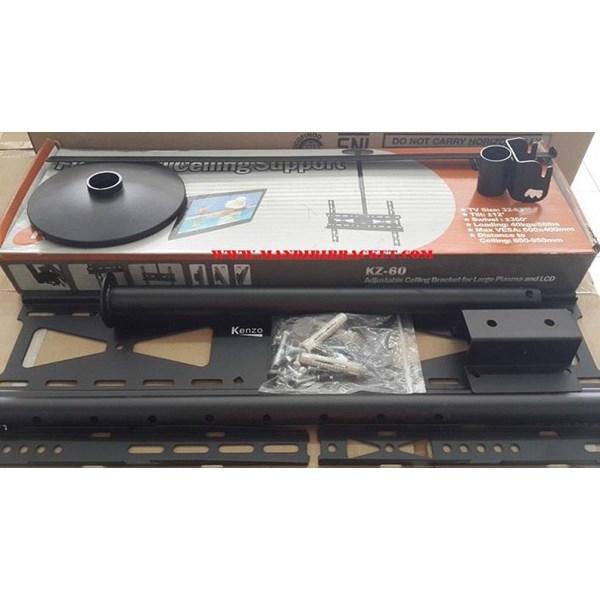 Braket tv  Ceiling Merek Kenzo Type KZ-62 For Flat TV 32in - 63in