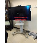Braket tv Standing North Bayou Type AVF1500-50-1P silver murah 1
