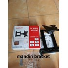 braket tv swivel Loktech tipe L100m monitor kecil murah  8