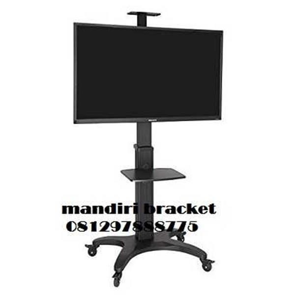 bracket tv Standing North Bayou type AVF 1500-50-1P hitam