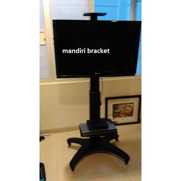 braket tv Standing North Bayou type AVF 1500-50-1P hitam