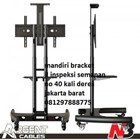 Braket tv Standing berdiri (North Bayou)NB AVA1500-60-1P  2