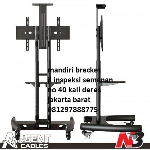 Braket tv Standing berdiri (North Bayou)NB AVA1500-60-1P