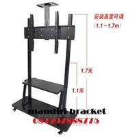 Dari Bracket tv standing type HWL import video comfrens 1