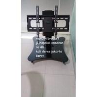 Jual braket tv stand khusus untuk depan meja rapat