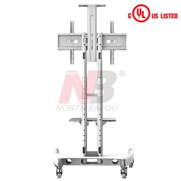 Bracket tv North Bayou Ava1500-60-1P TV Stand Warna putih