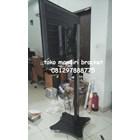 Braket tv Standing plat Kupu-Kupu Tiang Lebar free kabel data hp to tv murah 8