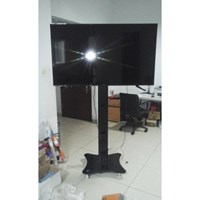 TV bracket Plate Stands Butterfly Pole Wide