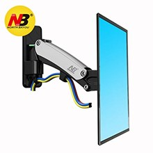 North Bayou NBF350 Gas-Spring TV Bracket (Sedang/